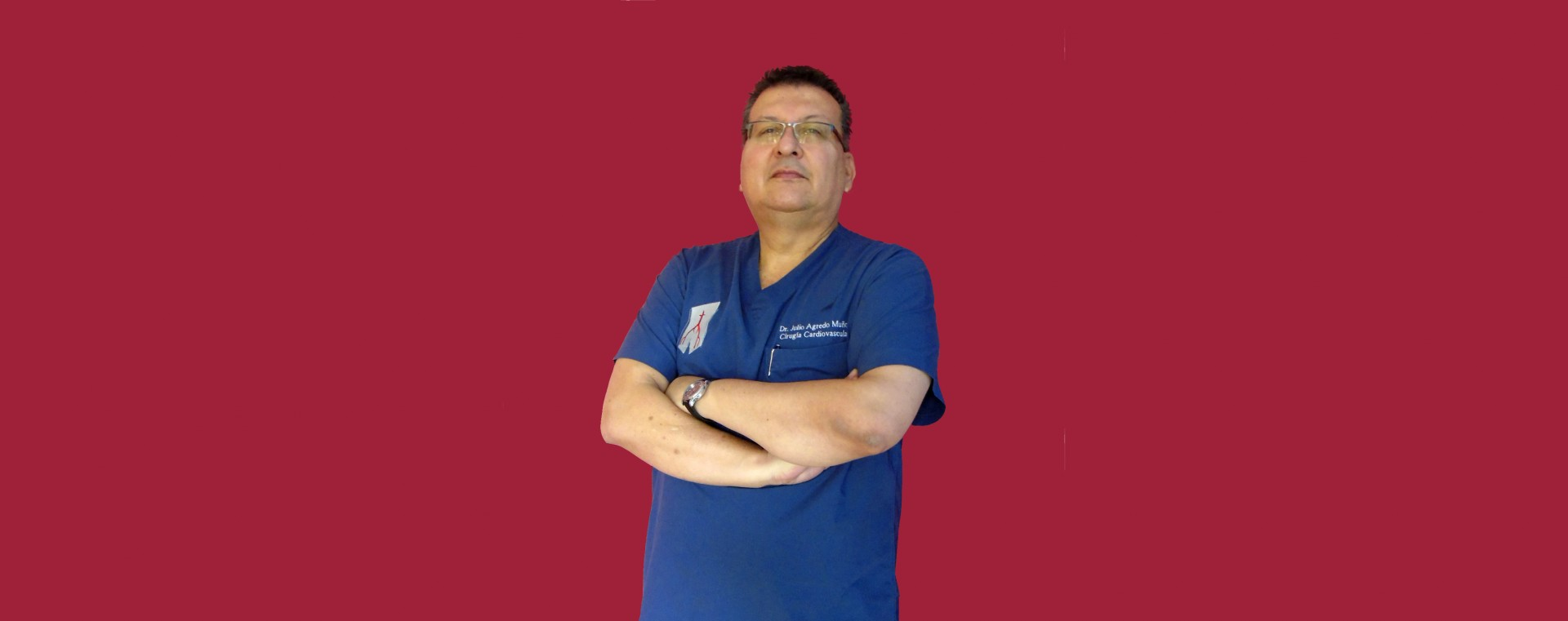 Dr. Julio Agredo Muñoz