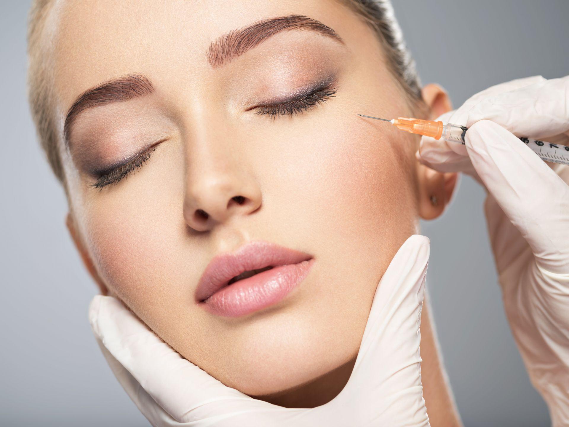 Infiltración de Botox