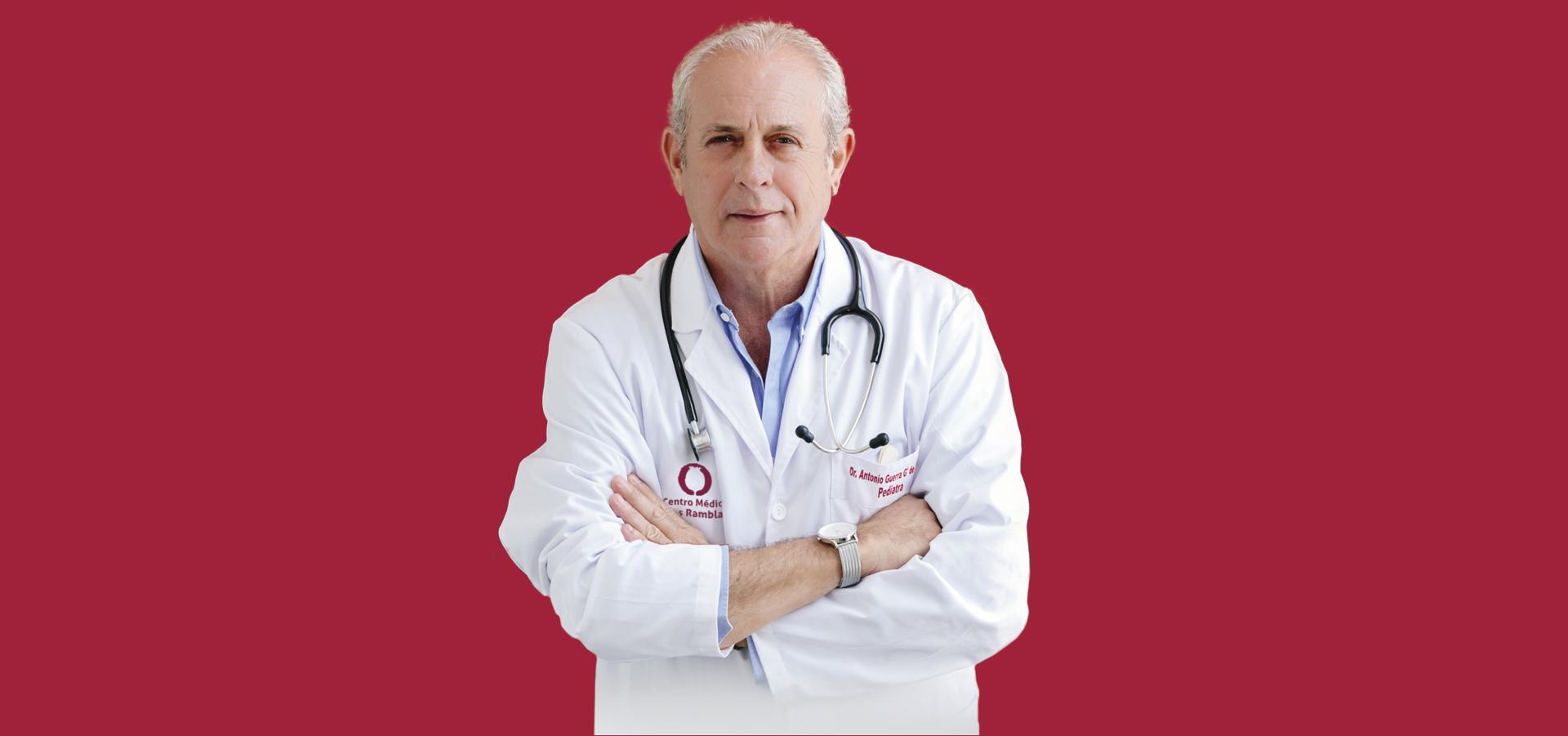 Dr. Antonio Guerra García de Celis